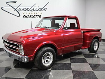 1968 Chevrolet C/K Trucks for sale 100731333