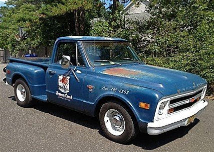 1968 Chevrolet C/K Trucks for sale 100731322