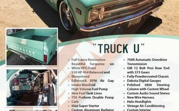 1968 Chevrolet C/K Trucks for sale 100886967