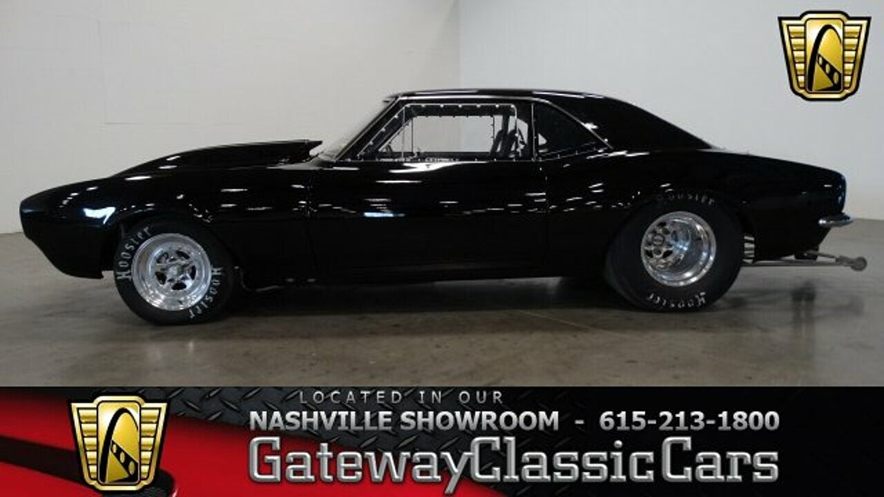 1968 Chevrolet Camaro for sale 100806154
