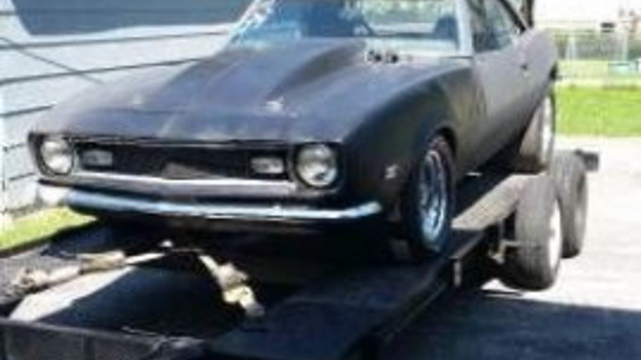 1968 Chevrolet Camaro for sale 100841104
