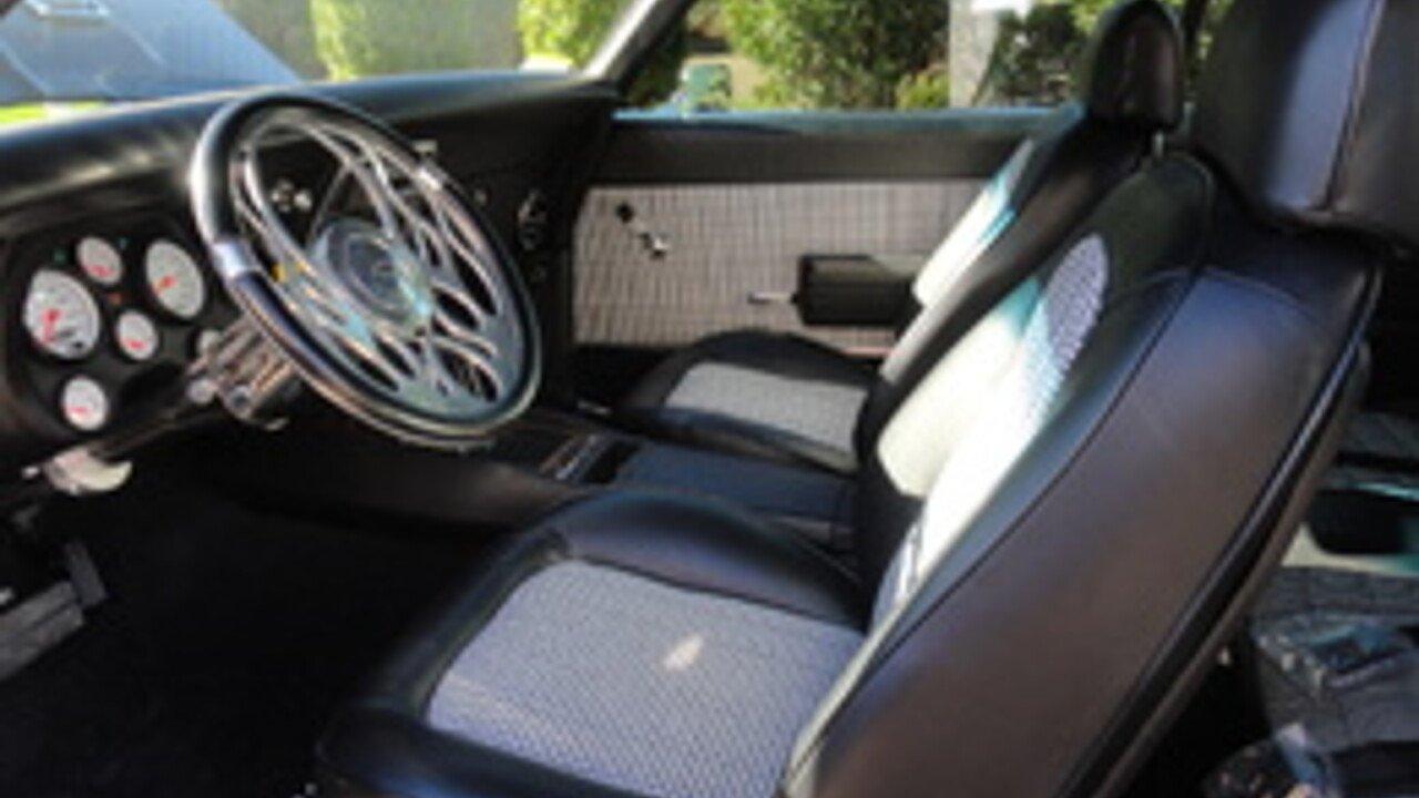 1968 Chevrolet Camaro for sale near Marshfield, Massachusetts ...