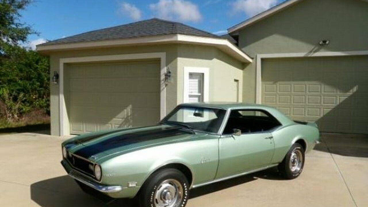 1968 Chevrolet Camaro Z28 for sale 100854962