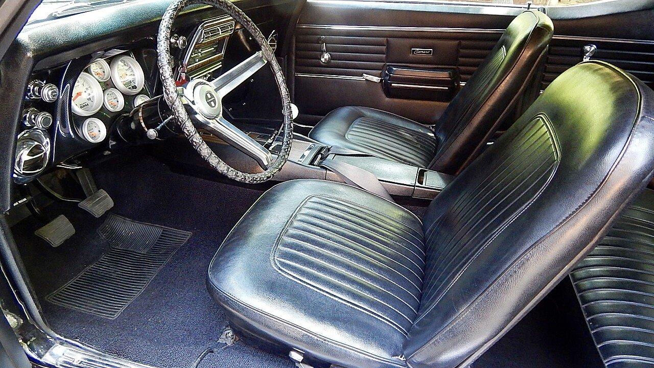 1968 Chevrolet Camaro Z28 for sale near Colorado Springs, Colorado ...