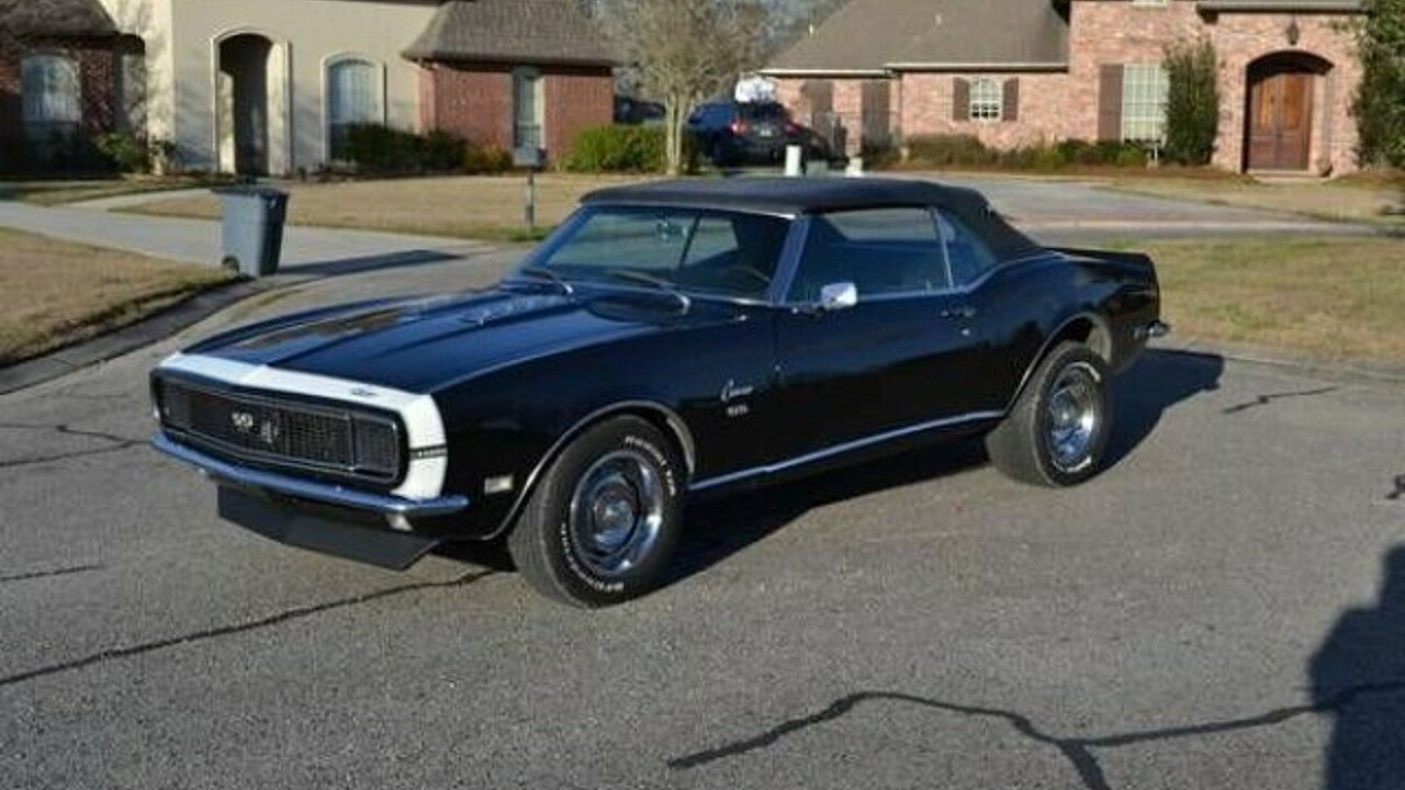 1968 Chevrolet Camaro for sale 100962488
