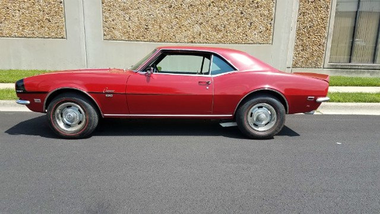 1968 Chevrolet Camaro for sale near Linthicum, Maryland 21090 ...