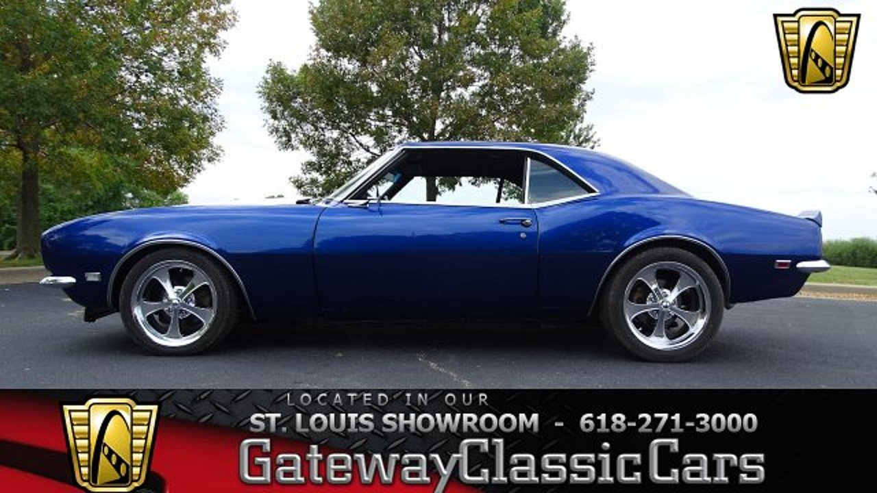 1968 Chevrolet Camaro for sale 100964509