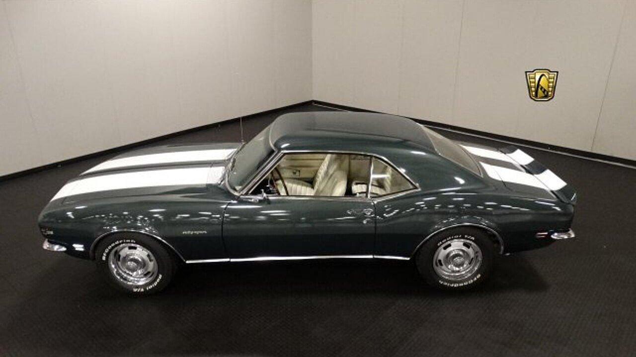 1968 Chevrolet Camaro Z28 For Sale Near O Fallon Illinois 62269 Rs 100964828