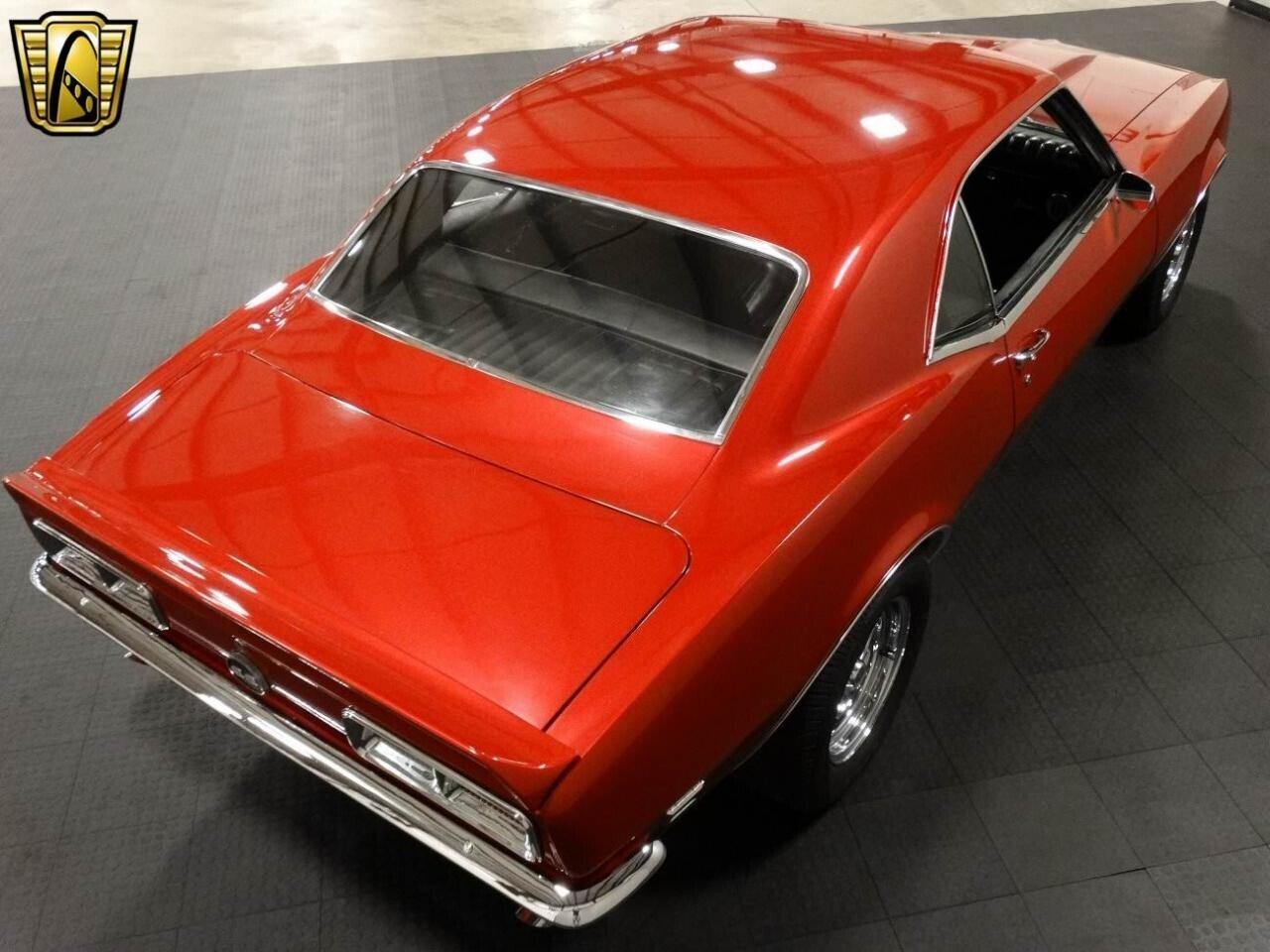 1968 Chevrolet Camaro For Sale Near Irvine California