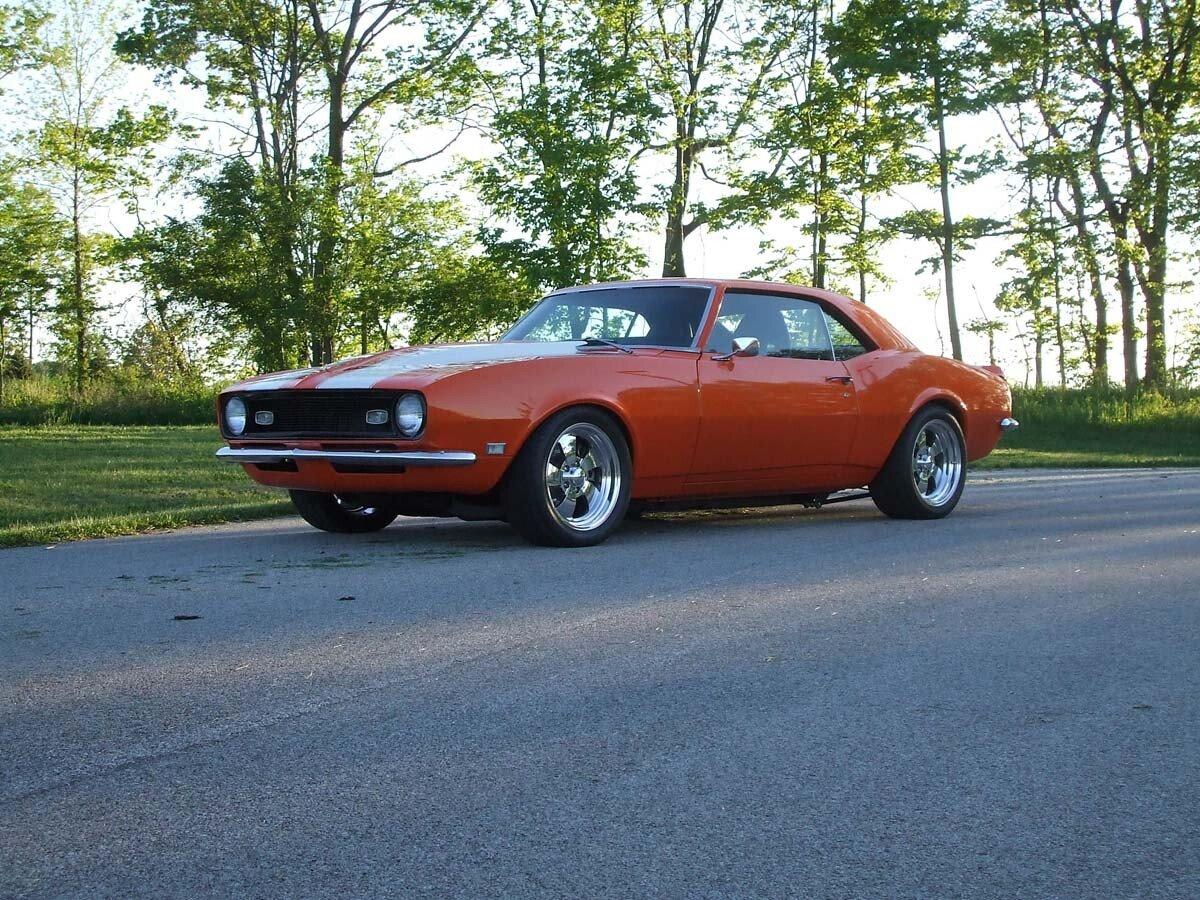 1968 Chevrolet Camaro .