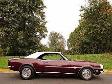 1968 Chevrolet Camaro for sale 100849924