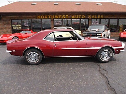 1968 Chevrolet Camaro for sale 100866961