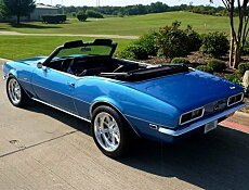 1968 Chevrolet Camaro for sale 100906072