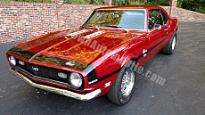 1968 Chevrolet Camaro for sale 100916461