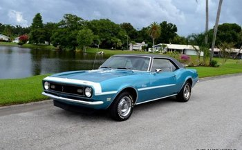 1968 Chevrolet Camaro for sale 100998181