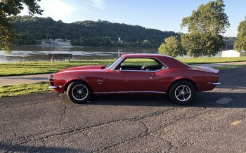 1968 Chevrolet Camaro SS Coupe for sale 101004939