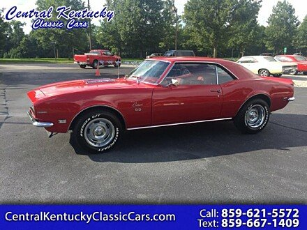 1968 Chevrolet Camaro SS for sale 101012559