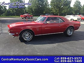 1968 Chevrolet Camaro SS for sale 101012559