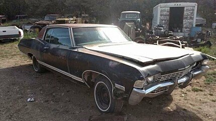 1968 Chevrolet Caprice for sale 100828557