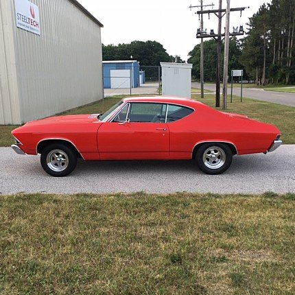 1968 Chevrolet Chevelle for sale 100776444