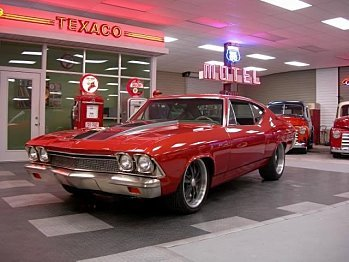 1968 Chevrolet Chevelle for sale 100721512