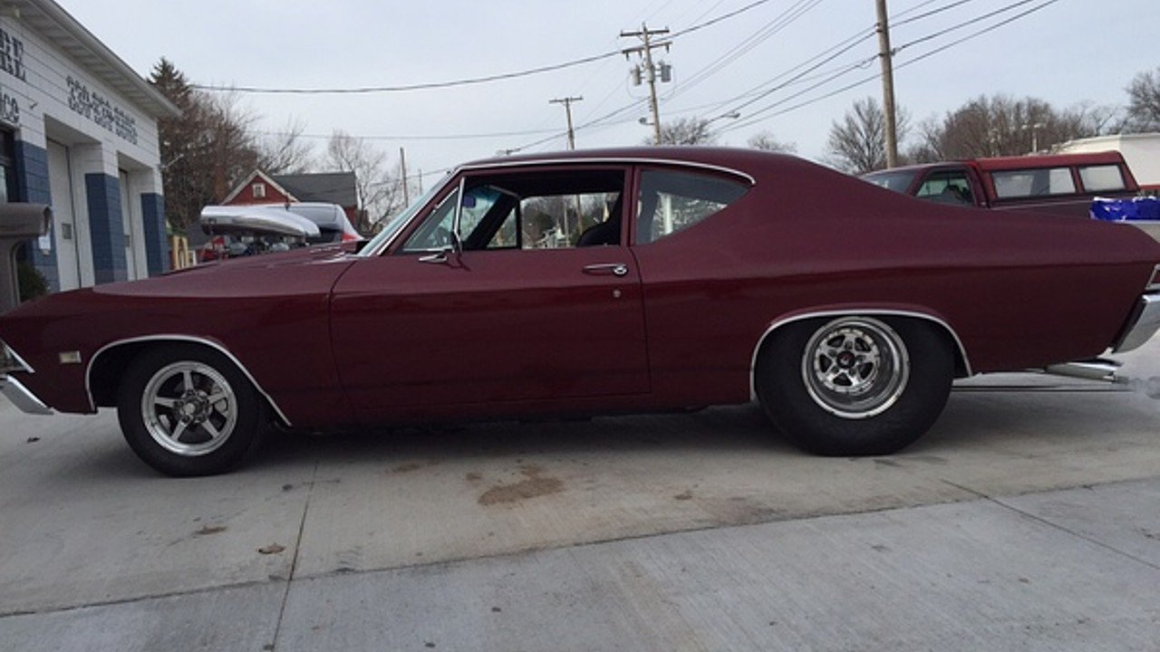 1968 Chevrolet Chevelle for sale 100772396