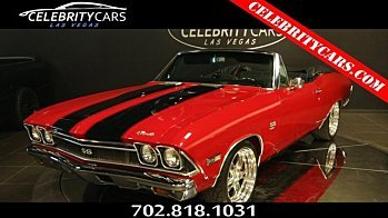 1968 Chevrolet Chevelle for sale 100818012