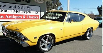1968 Chevrolet Chevelle for sale 100934521