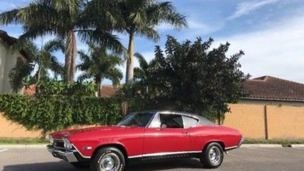 1968 Chevrolet Chevelle for sale near Riverhead, New York 11901 ...