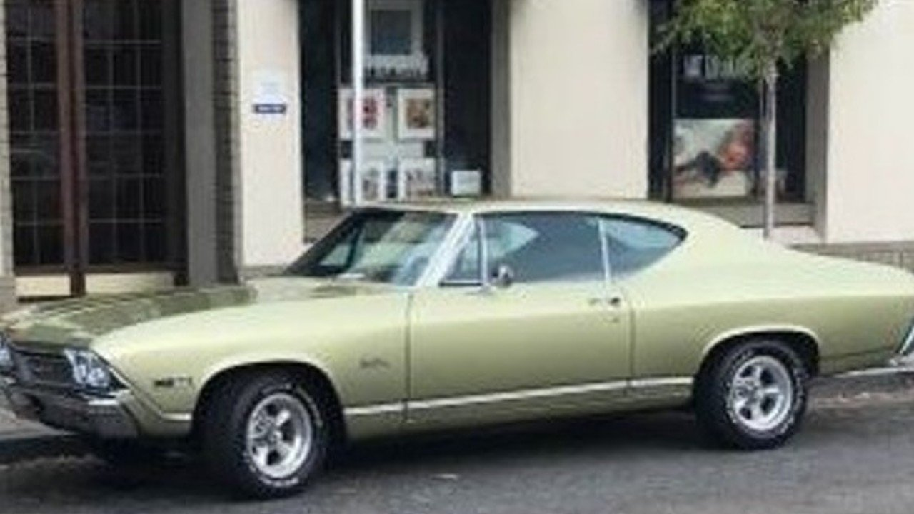1968 Chevrolet Chevelle for sale 101021456