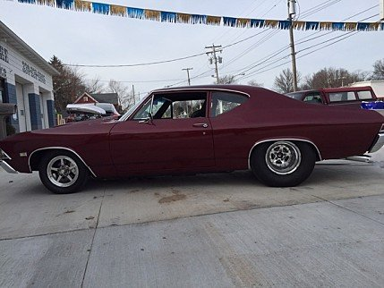 1968 Chevrolet Chevelle for sale 100772396