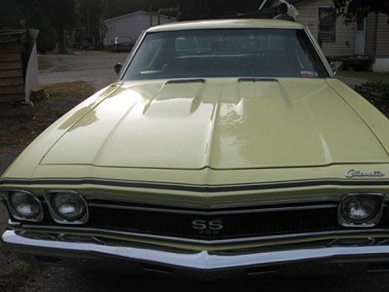 1968 Chevrolet Chevelle for sale 100828397