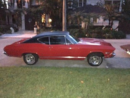 1968 Chevrolet Chevelle for sale 100828910