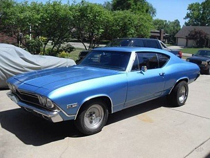 1968 Chevrolet Chevelle for sale 100829017