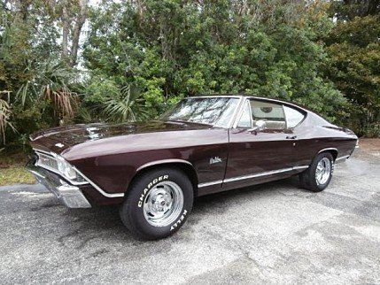 1968 Chevrolet Chevelle for sale 100832580