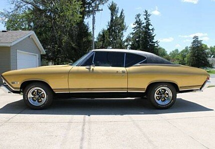 1968 Chevrolet Chevelle for sale 100876545