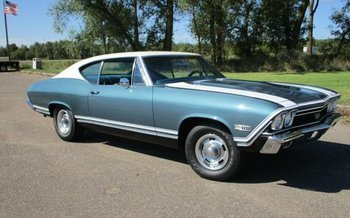 1968 Chevrolet Chevelle for sale 100917096