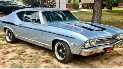 1968 Chevrolet Chevelle for sale 100930872