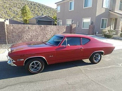 1968 Chevrolet Chevelle for sale 100974189