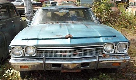 1968 Chevrolet Chevelle for sale 100999563