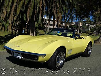 1968 Chevrolet Corvette for sale 100733190