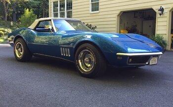 1968 Chevrolet Corvette Convertible for sale 100752725