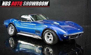 1968 Chevrolet Corvette for sale 100728301