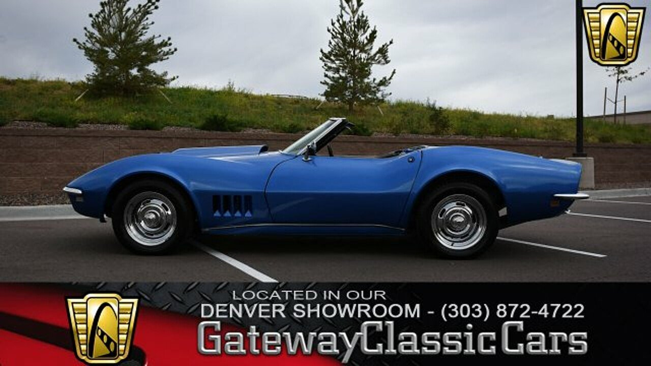 1968 Chevrolet Corvette for sale 100890392