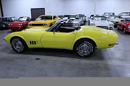 1968 Chevrolet Corvette for sale 100942405
