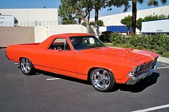 1968 Chevrolet El Camino for sale 100744059