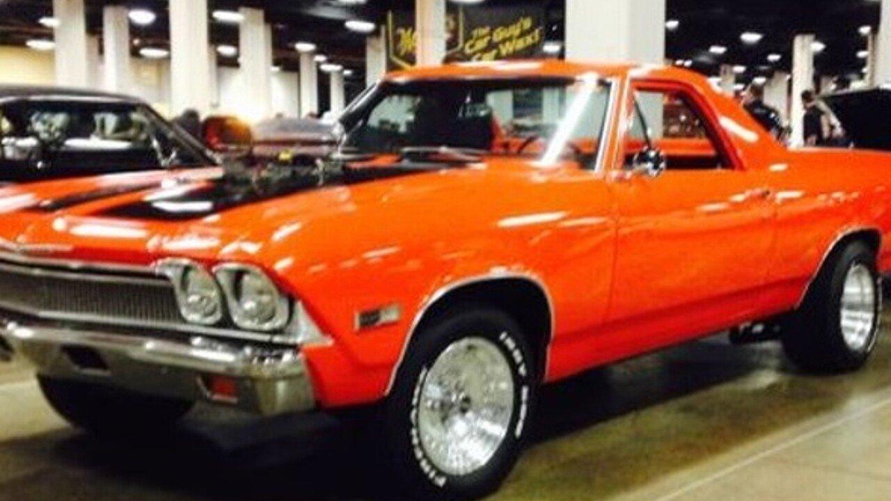 1968 Chevrolet El Camino for sale near LAS VEGAS, Nevada 89119 ...