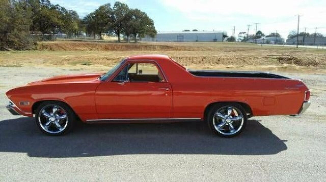 1969 Chevy Truck For Sale >> 1968 Chevrolet El Camino for sale near Cadillac, Michigan 49601 - Classics on Autotrader