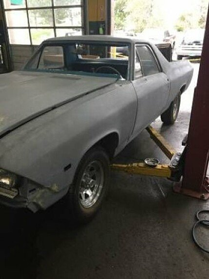 1968 Chevrolet El Camino for sale 100874353