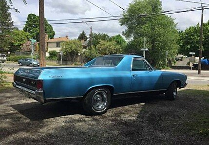 1968 Chevrolet El Camino for sale 100884527